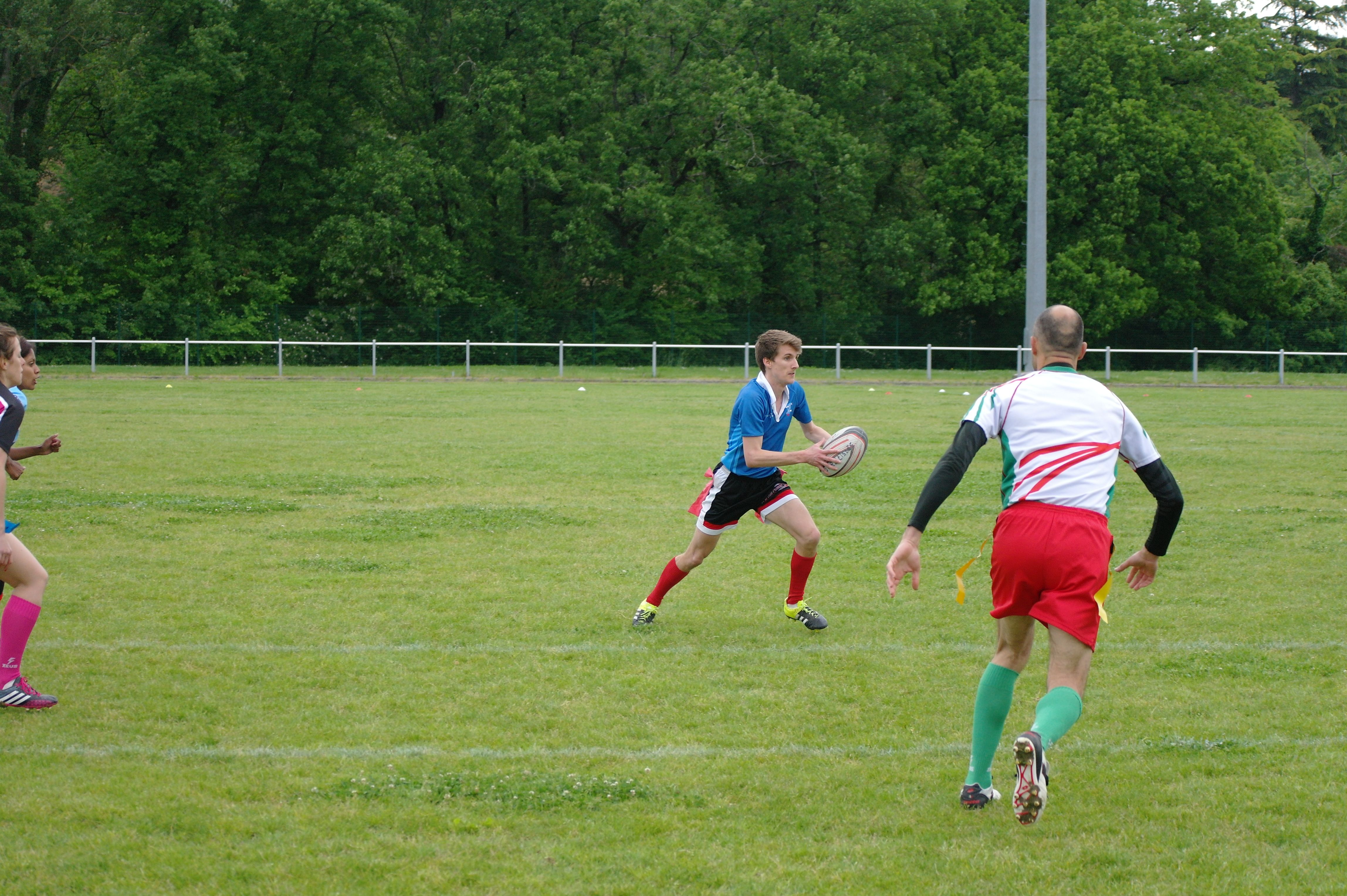 Paris Tag Rugby Club - Tournoi de Fronton 2016