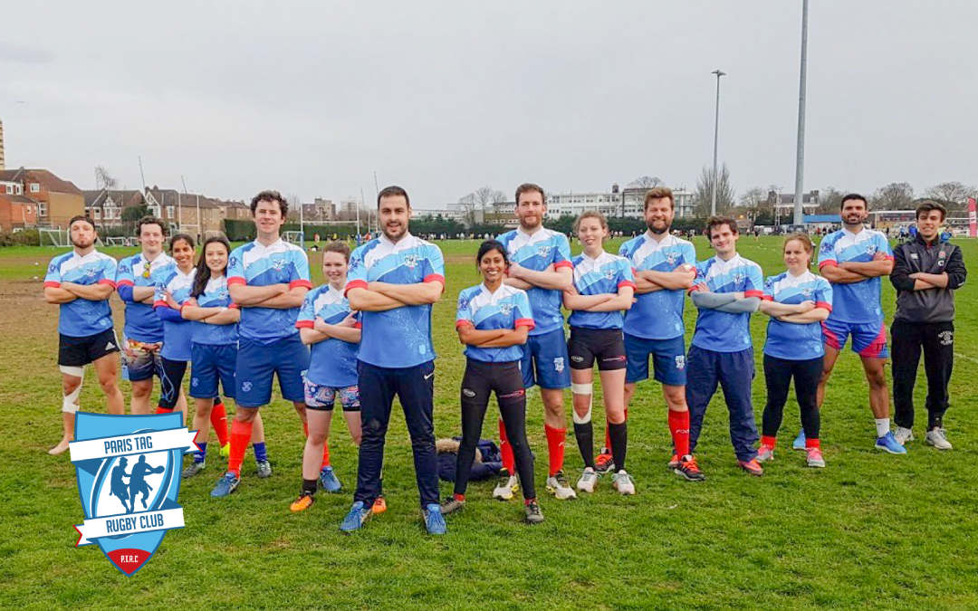 Collection de Vidéos – Tag Rugby