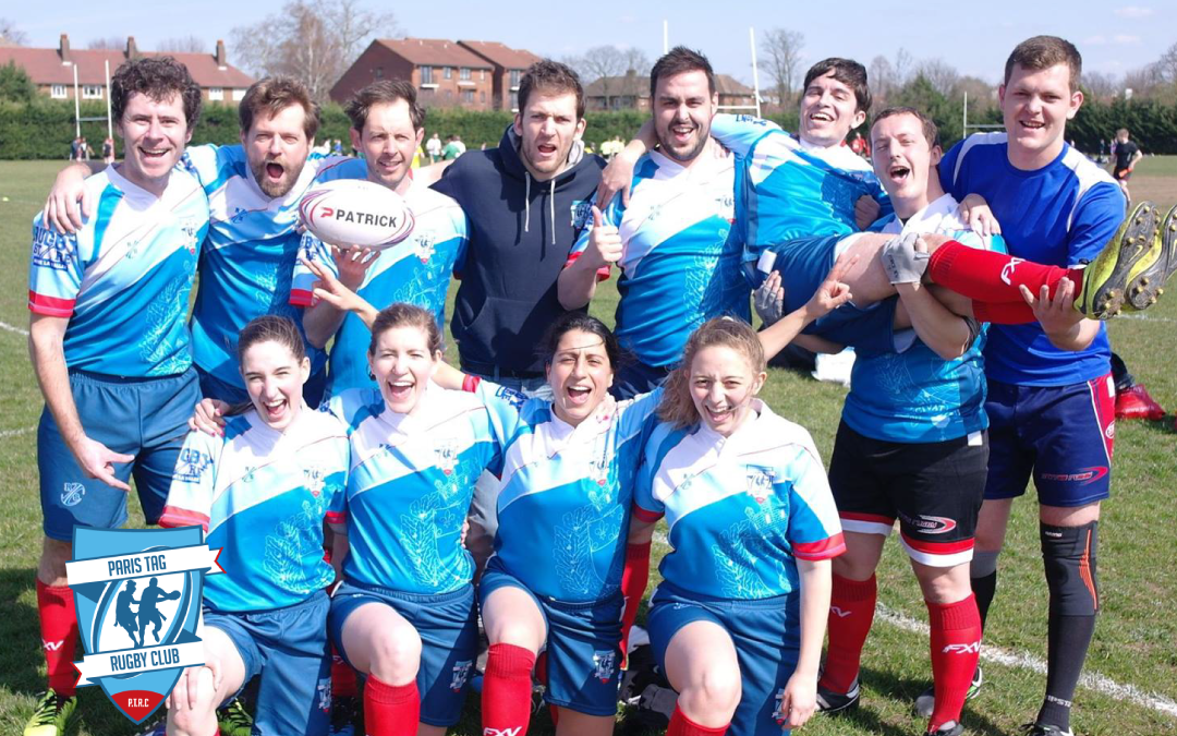 WASPS TAG RUGBY TOURNAMENT